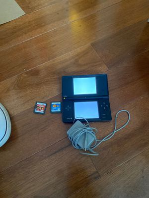 Nintendo with games for Sale in Olivette, MO