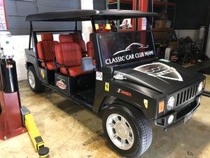 ACH HUMMER H3 GOLF CART 6 SEATER for Sale in Miami, FL