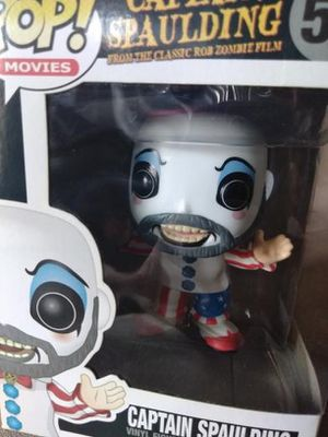 House of 1000 corpses caption Spaulding pop funko for Sale in San Antonio, TX