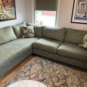 Custom Lay-Z-Boy Sectional Sofa Mid-Century Design for Sale in Fircrest, WA