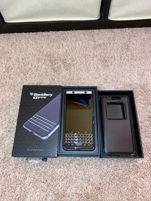 Blackberry Keyone with cases for Sale in Charlottesville, VA