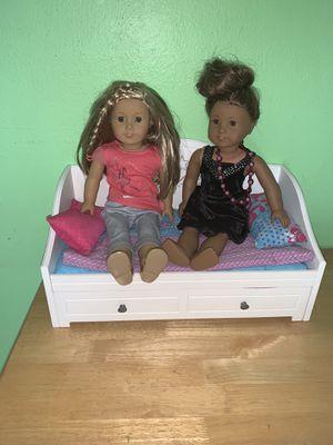 American Girl Doll Bed for Sale in Petaluma, CA