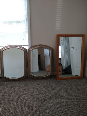 Heavy wall mirrors for Sale in West Haven, CT