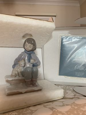 """Lladro """"Room for three"""" figurine for Sale in Glenview, IL"""