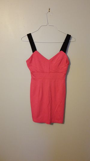 womens Forever 21 Pink dress size M for Sale in Tampa, FL