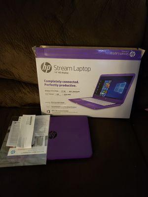 HP Stream Laptop for Sale in Belle Plaine, KS