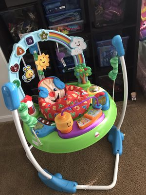 Baby Jumper and Swing Bundle for Sale in Herndon, VA