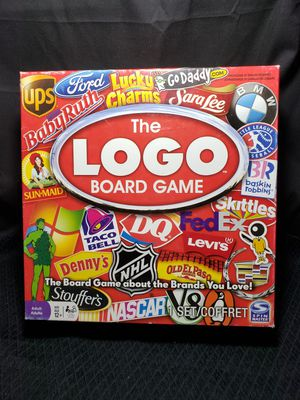 The logo board game complete game for Sale in Zanesville, OH