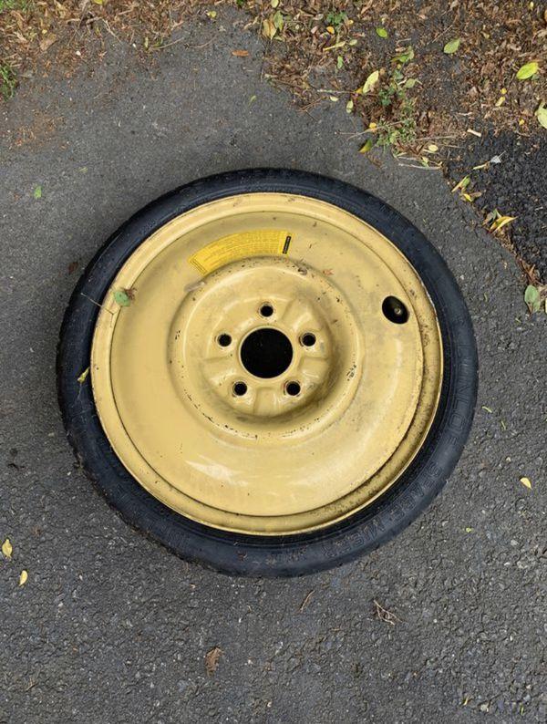 Temporary tire