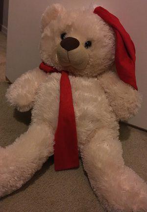 Christmas Giant teddy bear for Sale in Phoenix, AZ