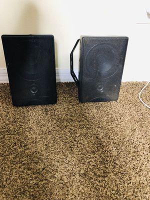 KLH audio system speakers for Sale in Tampa, FL