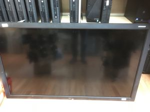 """Huge 64"""" lcd display screen for gaming system or menu for Sale in Seattle, WA"""