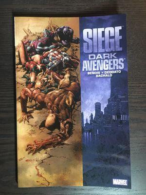 Siege Dark Avengers graphic novel for Sale in Hyattsville, MD
