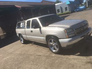2006 Chevy Silverado great condition 249k miles for Sale in Salem, OR
