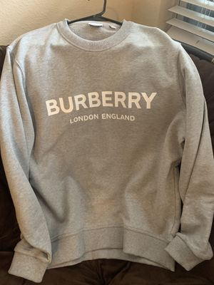Burberry Sweatshirt for Sale in Raleigh, NC