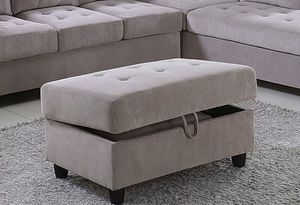 Brand new storage ottoman for Sale in Mount Prospect, IL