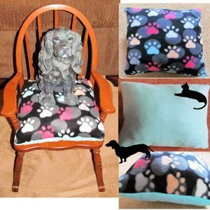 Handmade Small Pet or Travel Pillow for Sale in Keystone, SD