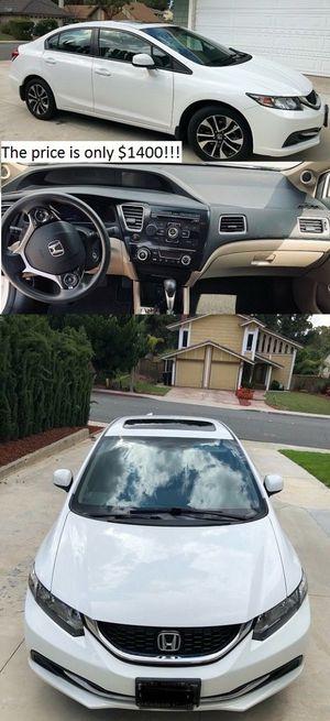Honda Civic 2013 price $1400 for Sale in Jersey City, NJ