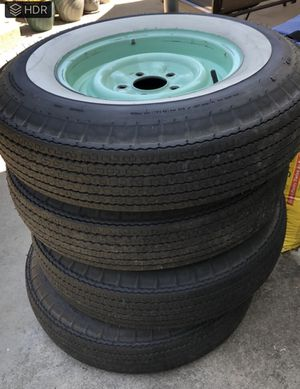 American Classic Whitewall Tires for Sale in Los Angeles, CA