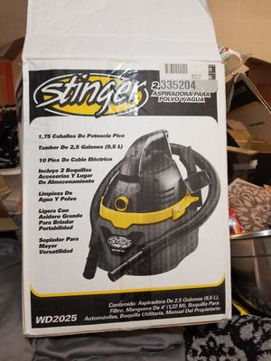 Stinger shop vacuum for Sale in Cleveland, OH