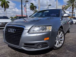2011 Audi A6 for Sale in Hollywood, FL