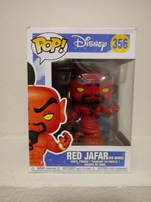 FUNKO POP! DISNEY: Aladdin - Jafar (Red) for Sale in Riverview, FL