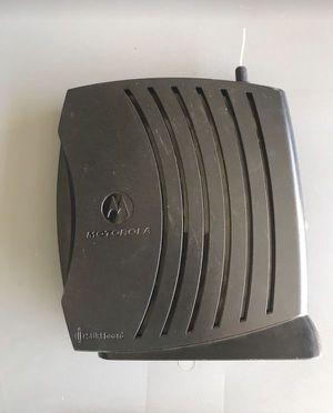 Motorola modem for Sale in Buena Park, CA