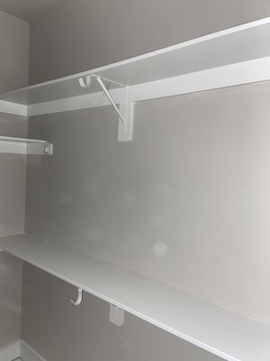 Custome made Closet shelves for Sale in Raleigh, NC