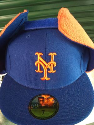 Brand New. New Era New York Mets winter fitted hat for Sale for sale  Union, NJ