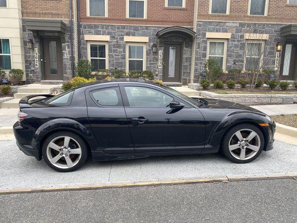 2007 Mazda RX8 sailing for parts. 700$