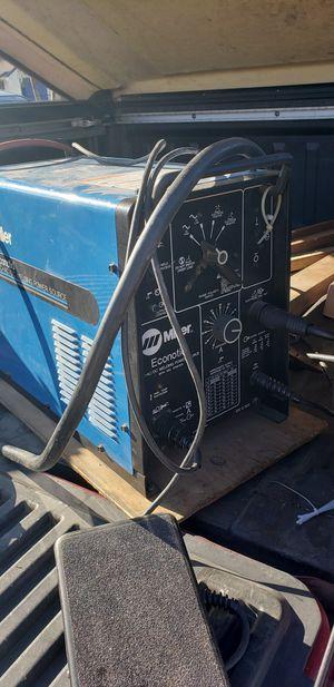 Miller econotig welder ac/dc for Sale in Lawndale, CA