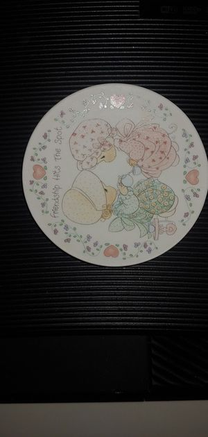 Precious moments small plate for Sale in Odenton, MD