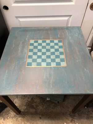 Game table for kids or adults. for Sale in Dallas, TX
