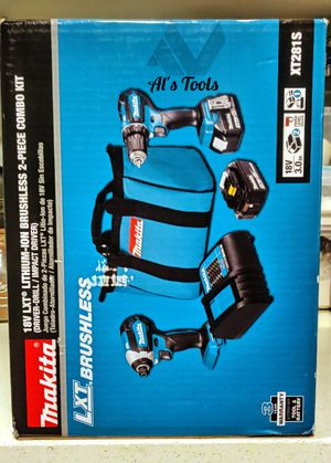 Makita 18 volt brushless drill set for Sale in Paramount, CA