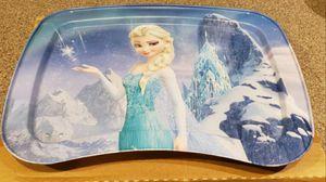 Frozen's Elsa Kids TV Folding Tray for Sale in Las Vegas, NV