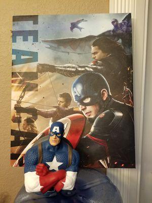 Captain America for Sale in Stockton, CA