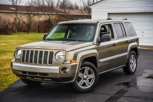 2008 JEEP PATRIOT LIMITED 4X4 for Sale in Reynoldsburg, OH