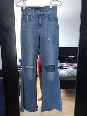 Levis bootcut size 25 for Sale in Key Biscayne, FL