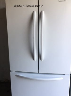 KitchenAid French doors refrigerator ❄️❄️❄️ for Sale in San Leandro, CA