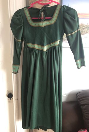 Princess Fiona costume size small for Sale in Boston, MA
