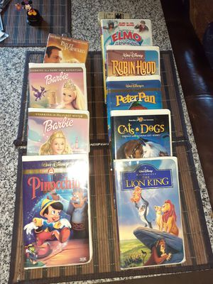 Vintage VHS movies for Sale in The Bronx, NY