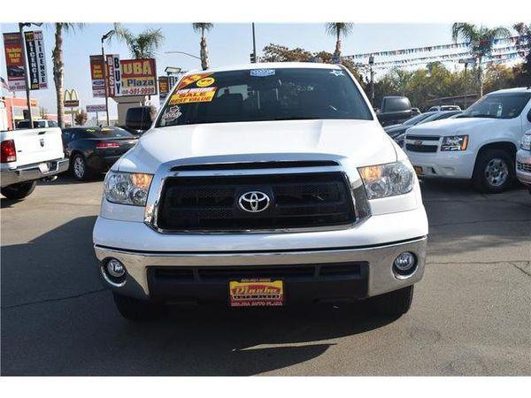 2013 Toyota Tundra 2WD Truck