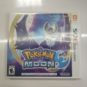 POKEMON MOON NINTENDO 3DS 2DS for Sale in Ontario, CA
