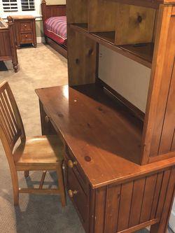 2 Pottery Barn Boys Desks w/Hutch & Chairs for Sale in Seattle,  WA