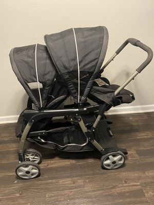 Double stroller for sale MUST PICK UP. for Sale in Dallas, TX