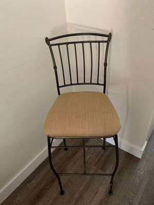 4 Matching Bar Stools $75 for Sale in Portland, OR
