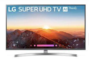 """LG 49"""" Ai ThinQ Super UHD Tv for Sale in Livermore, CA"""