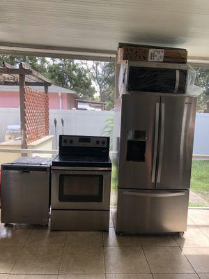 Dodge stove dishwasher microvave for Sale in Tampa, FL