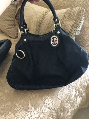 Authentic canvas Gucci bag for Sale in Laytonsville, MD