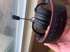Hyper X gaming headphones $50 for Sale in Clermont, FL